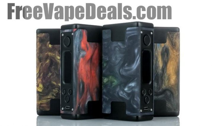 60% OFF Revenant Cartel Box Mod - Free Vape Deals